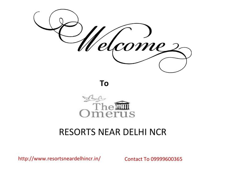 Resorts Near Delhi NCR | Resorts Near Gurgaon | Heritage Resorts
