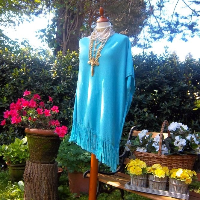 Colours in the garden 2012 -  Giannetta Roni Cashmere