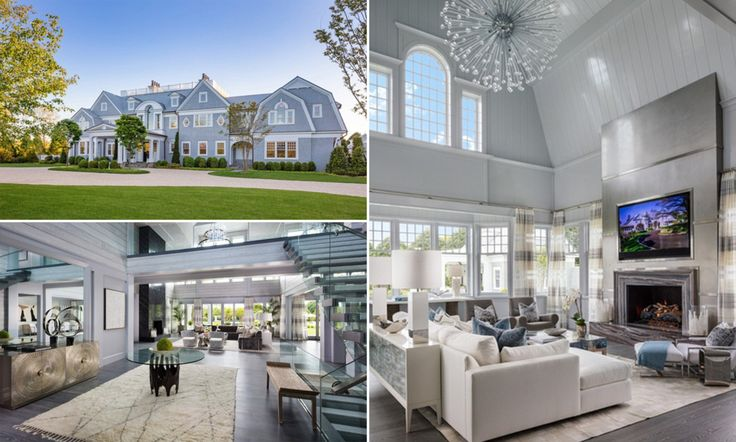 Largest Hamptons mansion for sale is listed for $35million