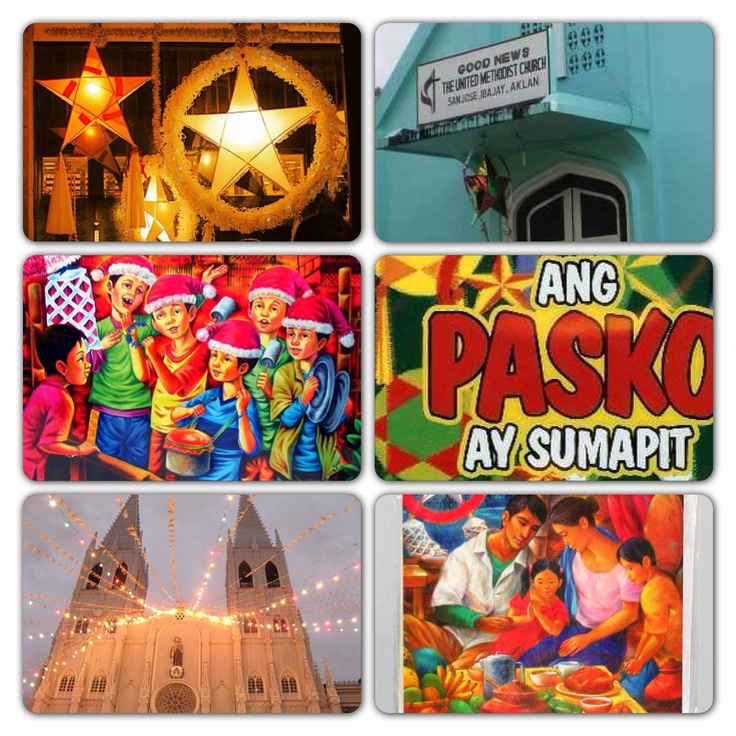 """World's best Christmas Celebration is in the PHILIPPINES!  The Philippines celebrates the longest Christmas season in the world!  We Filipinos are known for starting the Christmas celebration in September and ending in early January(see! when it's BER months..It's Christmas...haha). Schools and work places alike hold Christmas parties with singing, dancing, skits, and games(even if there's halloween before christmas..""""Merry Christmas to you...Let's Party! :D.."""")  because we like holidays, we…"""