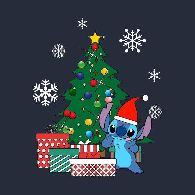 I Love Roze Stitch Love Roze Stitch Stitchdisney Deliyiz Cute Christmas Wallpaper Wallpaper Iphone Christmas Stitch Disney