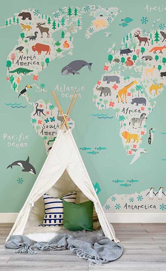 Die besten 25+ Zelt kinderzimmer Ideen auf Pinterest | Tipi zelt ...
