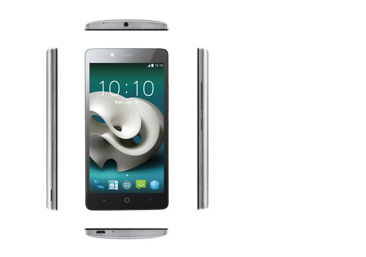 #ZTE #Blade V220 - #Mobile #Smartphone mit #Android #Kitkat #5Zoll #HD #Touchscreen 178-Grad #Blickwinkel #MicroSD 13 #Megapixel #Kamera mit #Autofokus und #LED-Blitz, 5 Megapixel #Frontkamera #Weitwinkel #FF
