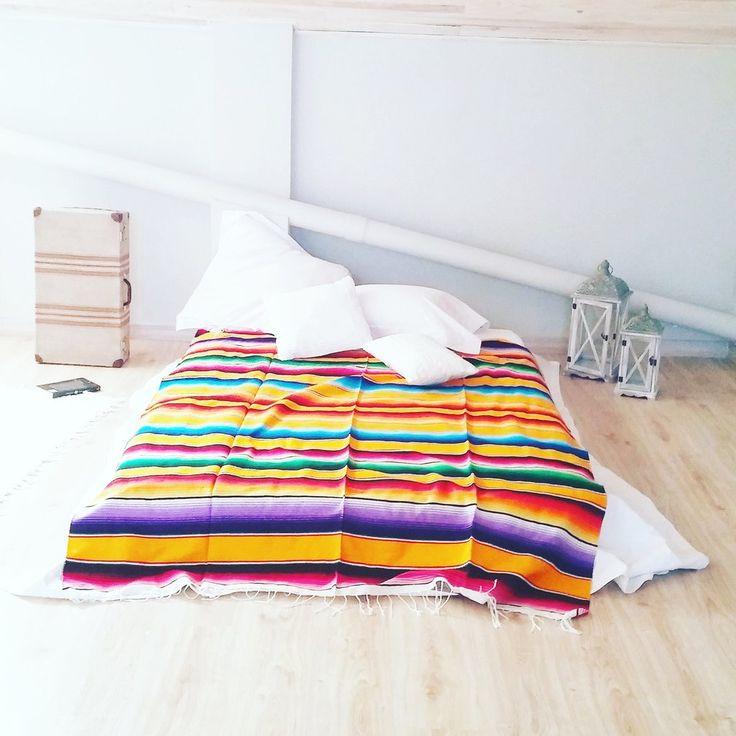 Sarape, manta mexicana – Follow the Folk