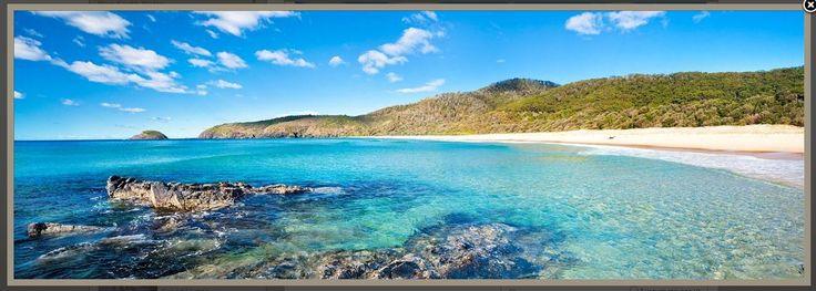 Gap Beach near Smokey Cape, South West Rocks, NSW