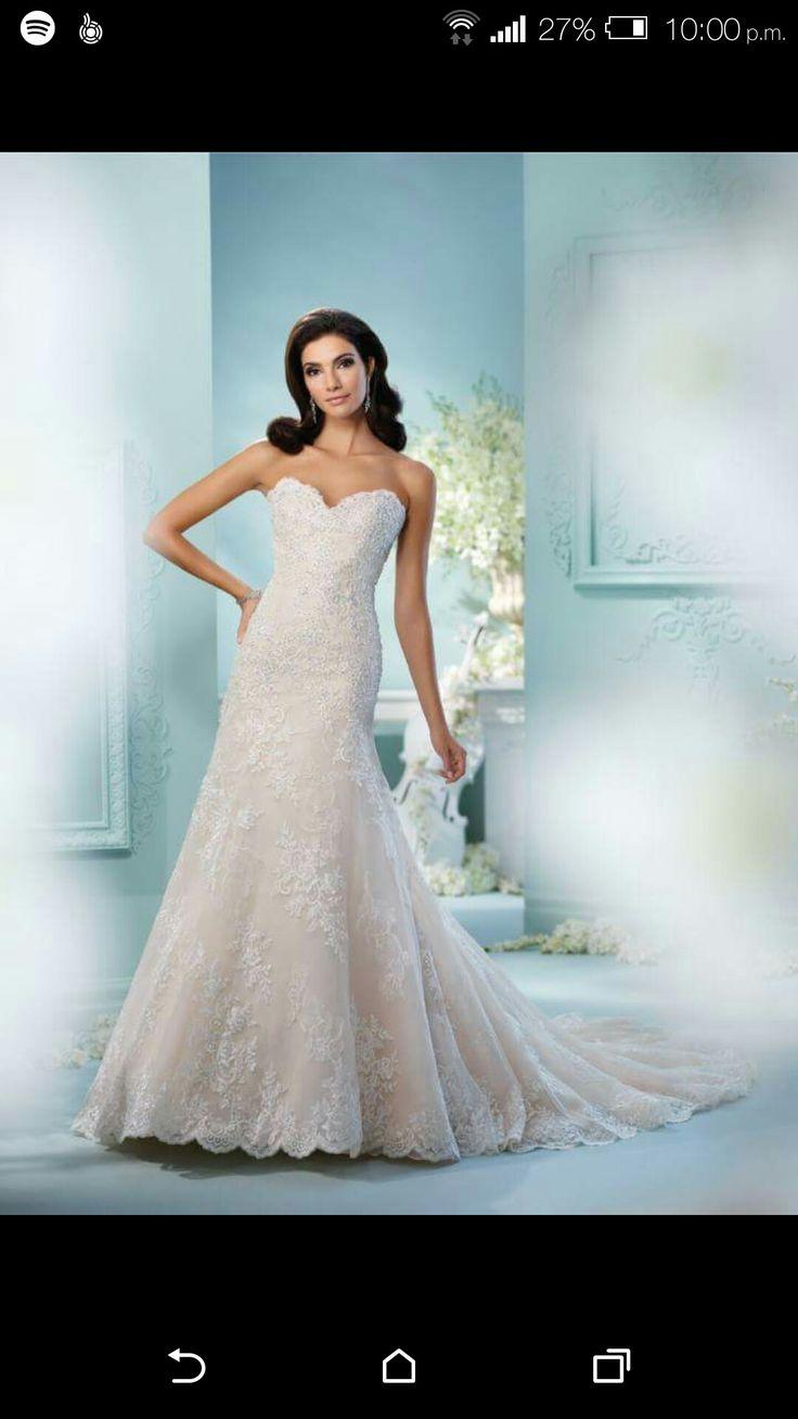 49 best David Tutera Favorites images on Pinterest | Wedding frocks ...
