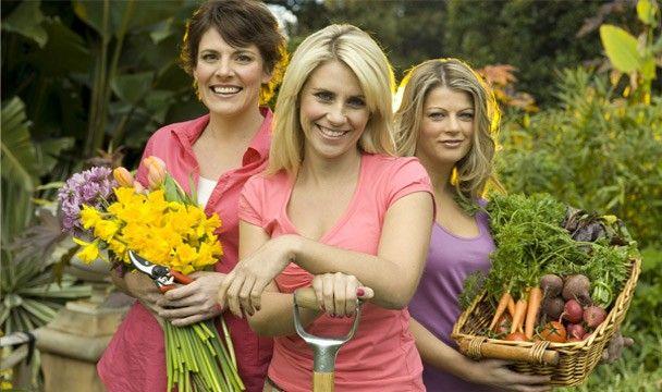 Garden Angels : Gardening : The Home Channel