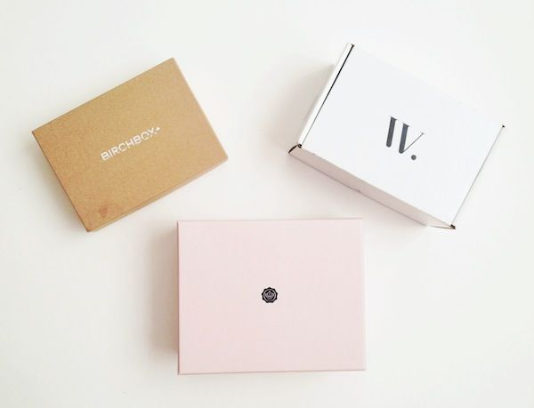 Beauty Box Subscriptions Reviewed | Birch Box, Wantable, and Glossy Box