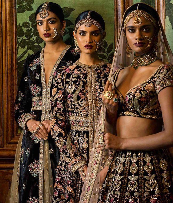 "16k Likes, 58 Comments - Sabyasachi Mukherjee (@sabyasachiofficial) on Instagram: ""#Sabyasachi Couture #FIRDAUS #HeritageBridal #HandCraftedInIndia Jewellery by @kishandasjewellery…"""