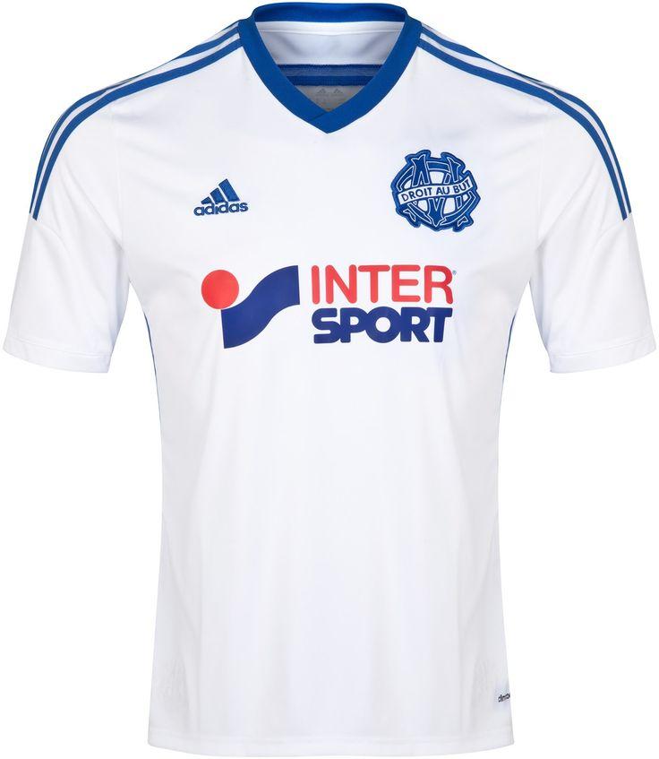 Marseille 2014-15 adidas Home