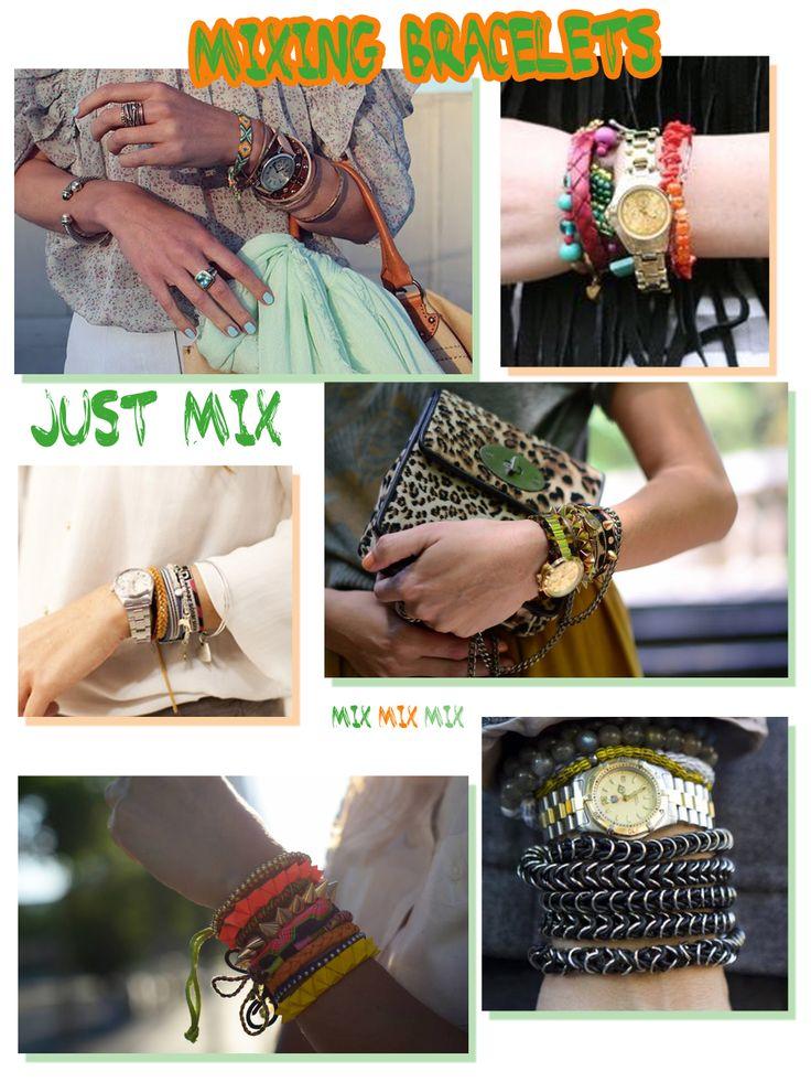 Mix brazaletes