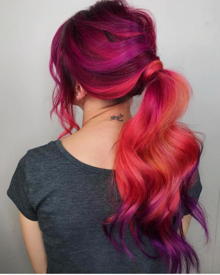 """14.1k Likes, 74 Comments - Pulp Riot Hair Color (@pulpriothair) on Instagram: """"@thatonehairdresser is the artist... Pulp Riot is the paint."""""""