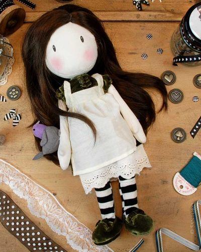 Gorjuss Cloth Doll