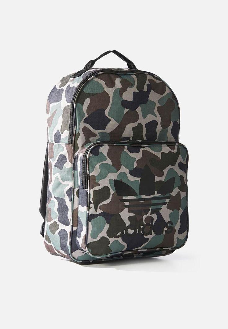 Classic backpack camo adidas Originals Bags | Superbalist.com