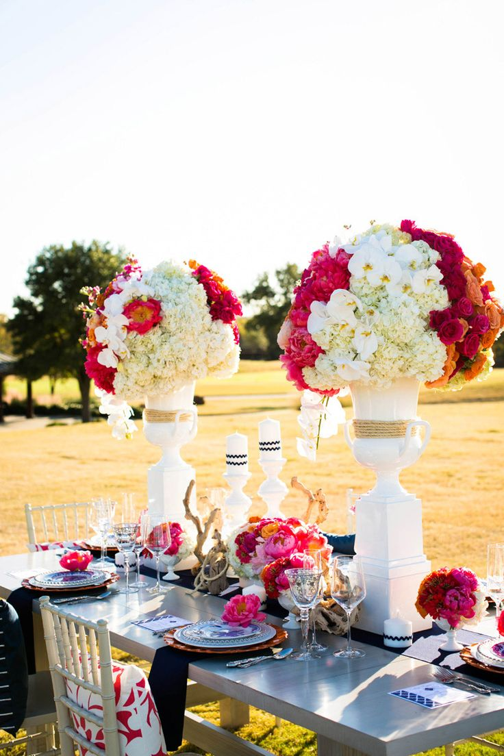 601 best centerpiece ideas images on pinterest wedding love this bright tablescape photo by tracy autem photography wedsociety hydrangea centerpiecescenterpiece reviewsmspy