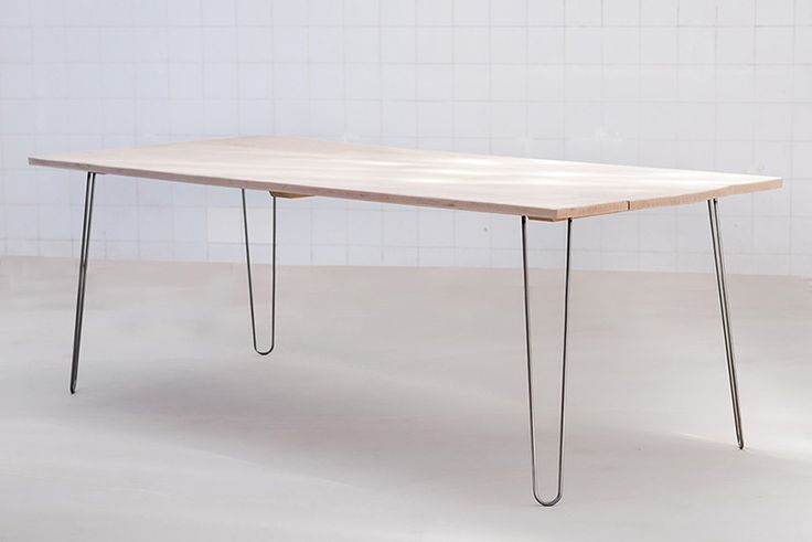 17 meilleures id es propos de pied de table metal sur pinterest pied table metal pied metal for Pied table design