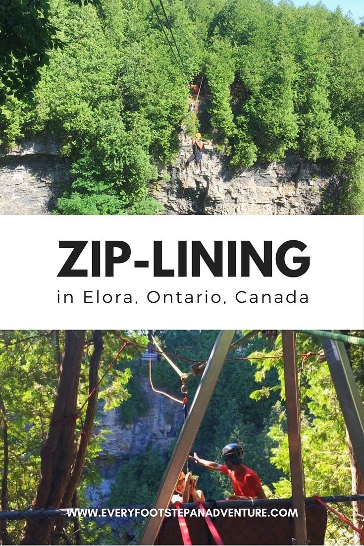 Ever wonder what it's like to zip-line? The wind on your face, the views below you -- it'll feet like you're flying! Here, I share with you details of my very first zip-lining experience.