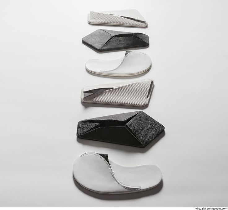 Pop-up shoes by Laura Papp 2013