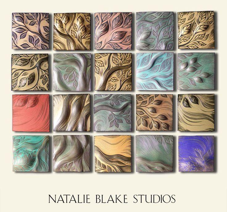 97 best Tree of Life Wall Art Tiles or Backsplash Tiles Handmade
