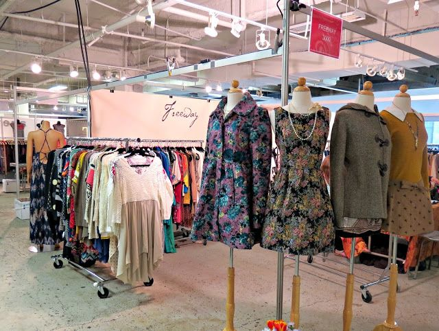 LA Fashion District: LA Apparel Show Debuts in the LA Fashion District
