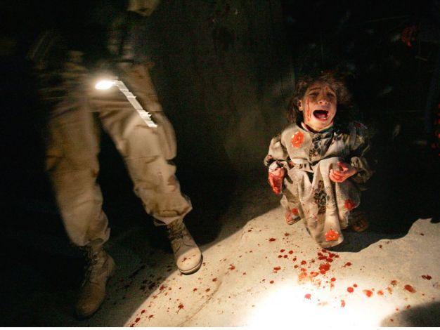 """La Prière de la guerre - Mark Twain. """"Ô Seigneur notre Dieu, aide-nous à tailler à coups d'obus leurs soldats en lambeaux sanglants(...)"""""""
