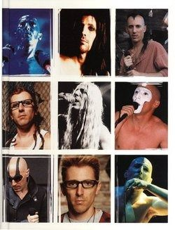 The many disguises of MJK   Maynard James Keenan