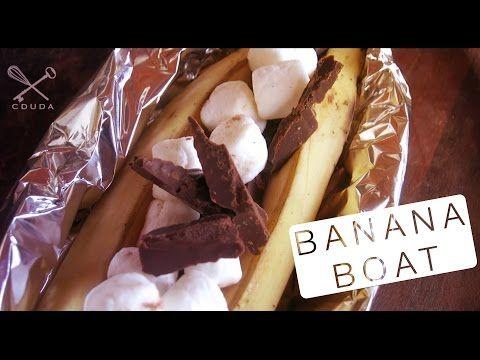 Um novo jeito de comer banana :))))