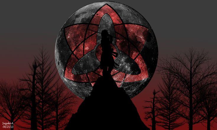 Sasuke Uchiha Eternal Mangekyo #mangekyou #sasuke #uchiha #sharingan