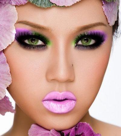 Подчеркни свою красоту:макияж для зеленых глаз — Леди.Gazeta.kz