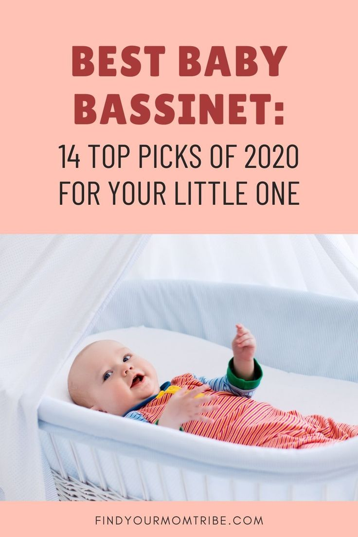 Best Baby Bassinet: 14 Top Picks Of 2020 For Your Little ...