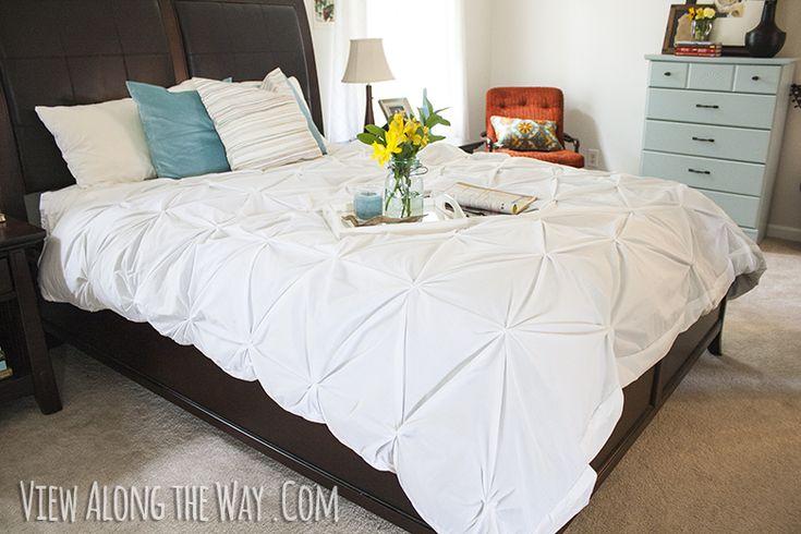 17 best ideas about duvet cover tutorial on pinterest diy duvet covers diy duvets and. Black Bedroom Furniture Sets. Home Design Ideas