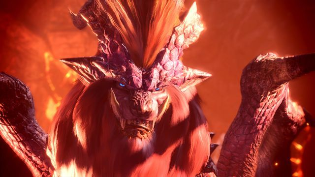 Monster Hunter: Worlds Elder Dragons look spectacular