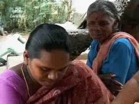 """... La mujer en la India, en """"60 minutos"""" - YouTube."""