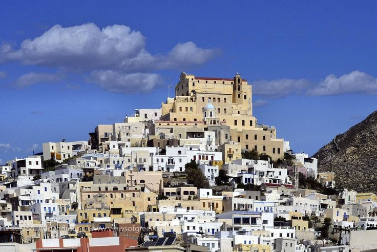 Ano Syros, Greece