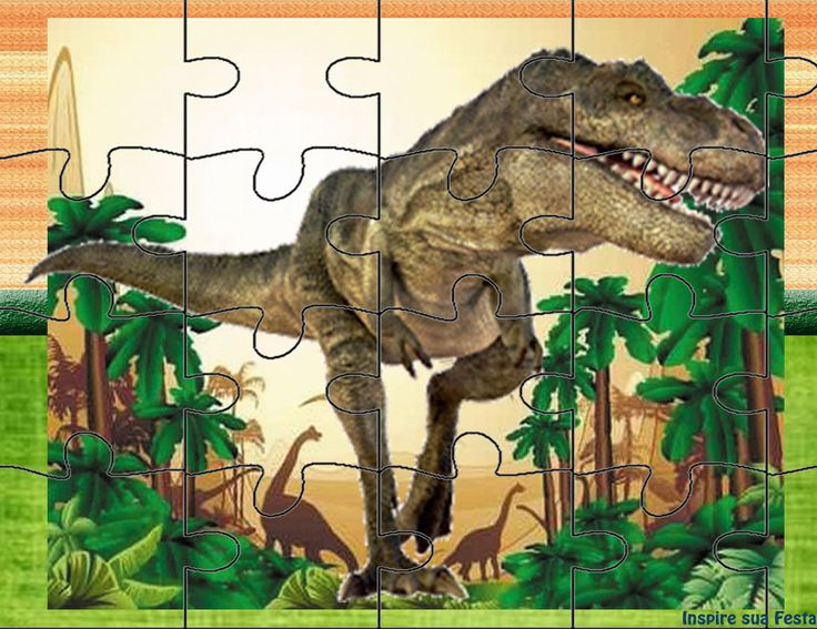 quebra-cabeça-personalizado-gratuito-dinossauros