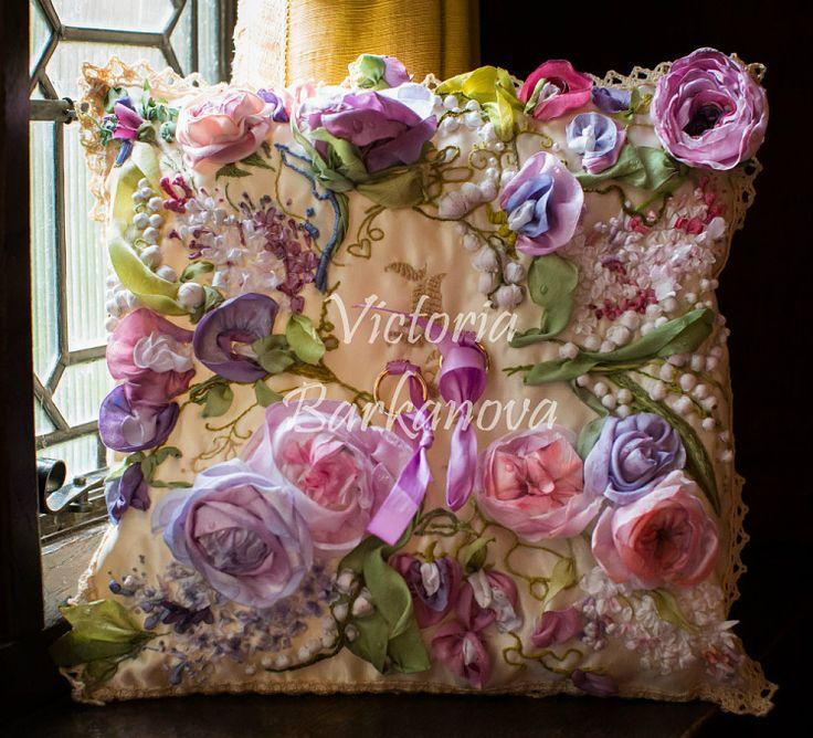 Gallery.ru / Victoria Barkanova - Roses, lilies, Anyutka (violets), Polka Dot - Innetta