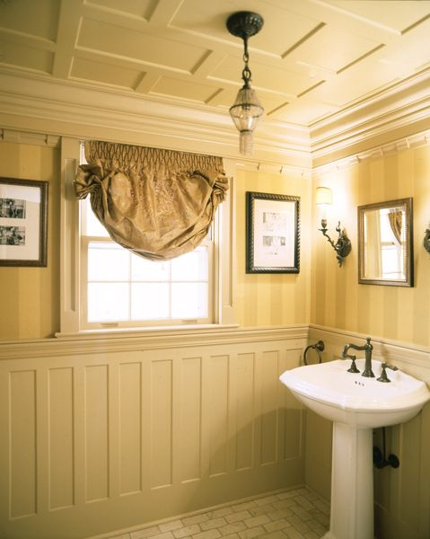 109 best painted paneling images on Pinterest | Home ideas ...