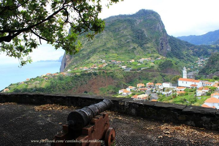 Ilha da Madeira - Faial-Fortim
