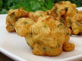 Las tortillitas de coliflor eran la versión humilde de las tortillitas de bacalao ya que eran más económicas. Según la zona de Mála...