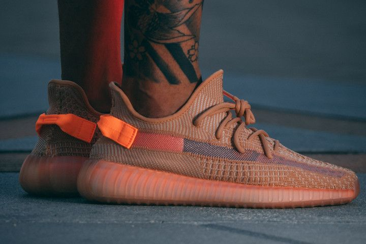 the latest 7723c cf25e On-Foot Views of the YEEZY BOOST 350 V2