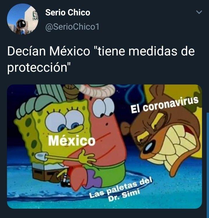 Decían México... en 2020   Memes divertidos, Memes ...