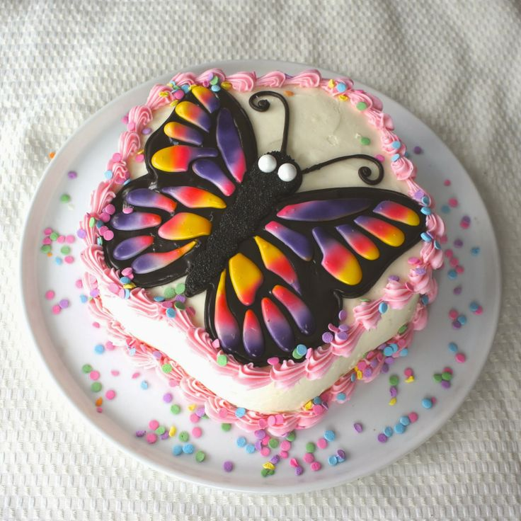 Butterfly Cake Pan Decorating Ideas : 221 best Montreal Confections images on Pinterest