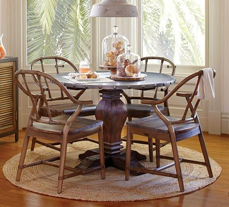 Live It Up With Loft Style At Cost Plus World Market Cooper Round Dining Table