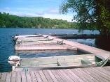 Sunny Point Resort on Otter Lake