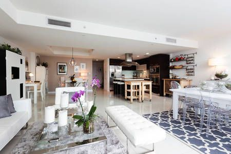 Check out this awesome listing on Airbnb: Chic bedroom in fabulous Miami flat in North Bay Village
