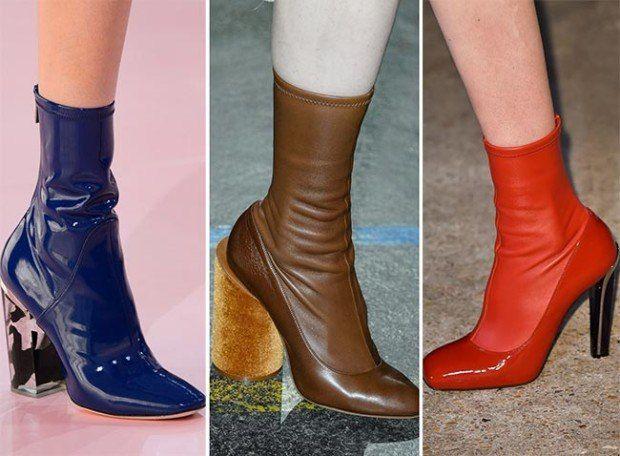 Модные сапожки сезона Осень-Зима 2016  Эталон элегантности: сапожки до лодыжки😃  Сапоги и ботильоны, прикрывающие лодыжку, не только образец элегантного стиля, но и самая удобная для осени обувь. В них тепло, но в отличие от более высокой и плотной зимней обуви, такие сапожки не нагружают ноги. К тому же, с ними отлично сочетаются почти все фасоны брюк и юбок. Для стильного осеннего образа выбирайте сапожки нежно-персикового, темно-серого и черного цветов, а также темные сапожки с яркими…