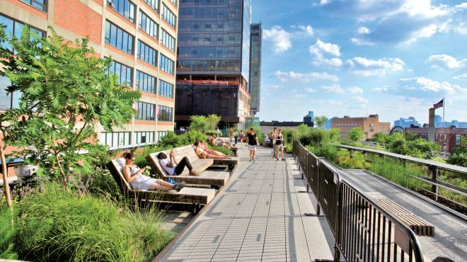 The complete guide to the High Line in NYC
