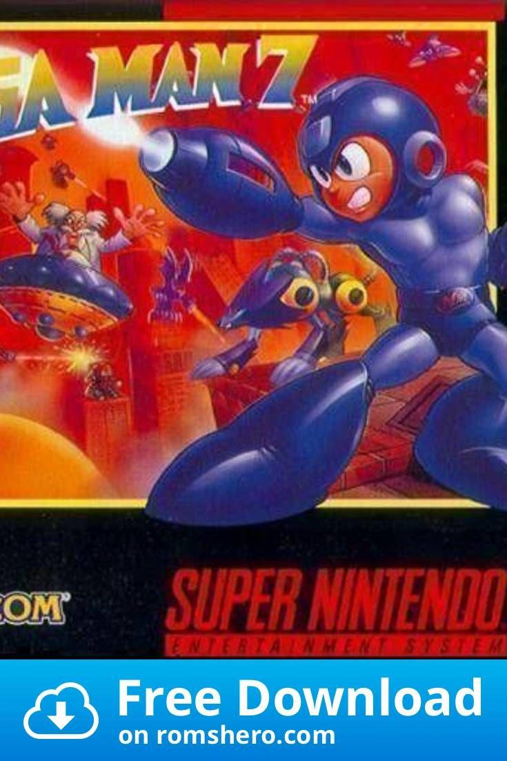 Download Mega Man Vii Super Nintendo Snes Rom Super Nintendo