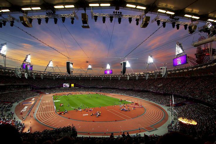 images  sports stadium sunsets  pinterest rose bowl pasadena dodger stadium