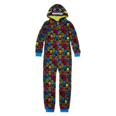 FREE SHIPPING AVAILABLE! Buy Robot One Piece Pajama - Boys 4-20 at JCPenney.com today and enjoy great savings. Available Online Only!